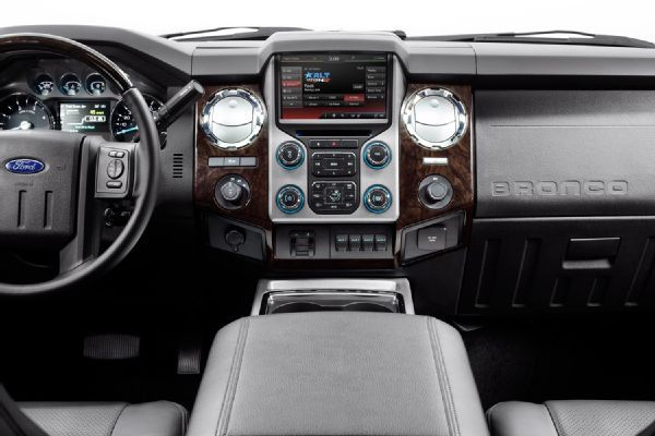 2016 Ford SVT Bronco Coming Soon Photo & Image Gallery