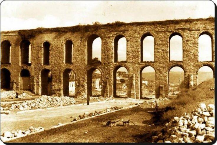 Saraçhane / Bozdoğan kemeri - 1939