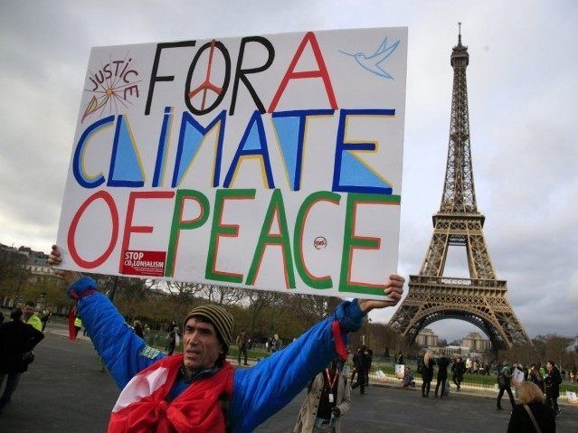 John Bolton: Paris Climate Accord Objective Is 'Reduction of National Sovereignty' for 'Global Governance' ...[One World Government?]