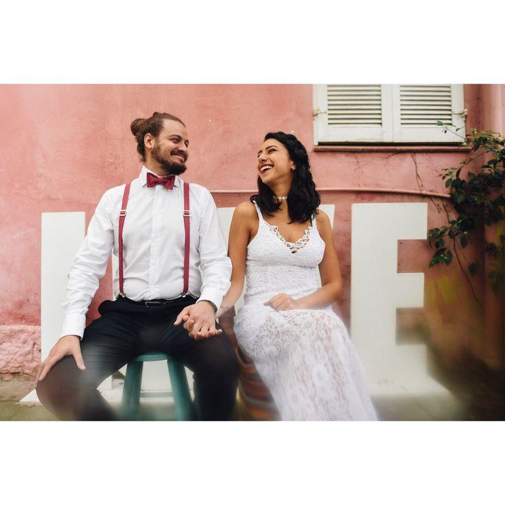Gravata + Supensório + Lenço   O Amor É Simples