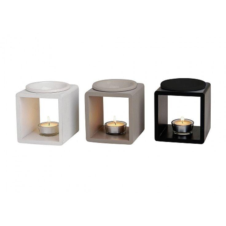 Duftlampe Holz/Keramik aus Großhandel und Import