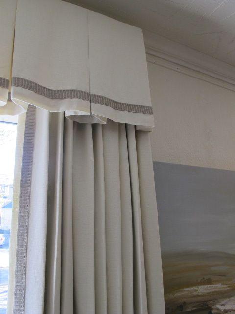 October 2011  Hang a Curtain  Custom window treatments
