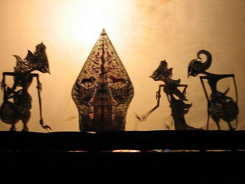 Javanese Wayang Kulit... These guys are my favourites
