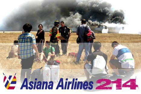 flygcforum.com ✈ ASIANA AIRLINES FLIGHT 214 ✈ Terror in San Francisco ✈