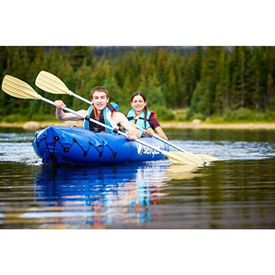 Sevylor Fiji 2-Person Kayak : Boating Equipment : Sports & Outdoors