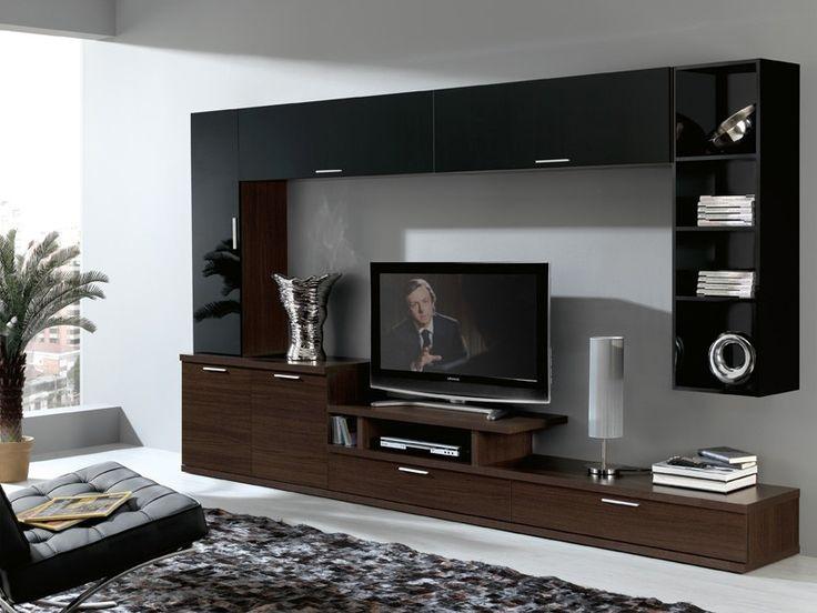 Muebles para televisores y o centros de entretenimientos - Muebles modernos para televisores ...