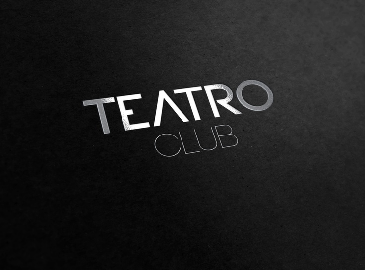 Teatro Club Logo Design  by Boutik Marketing