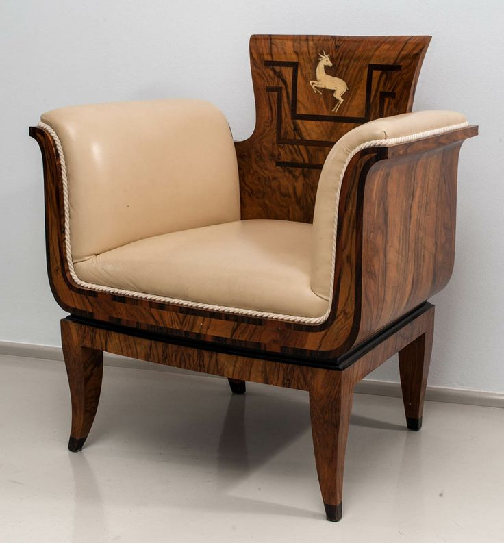 Franco Albini Upholstered ChairsArt Deco FurnitureFurniture StylesDesign HistoryLiving Room SetsInterior Design
