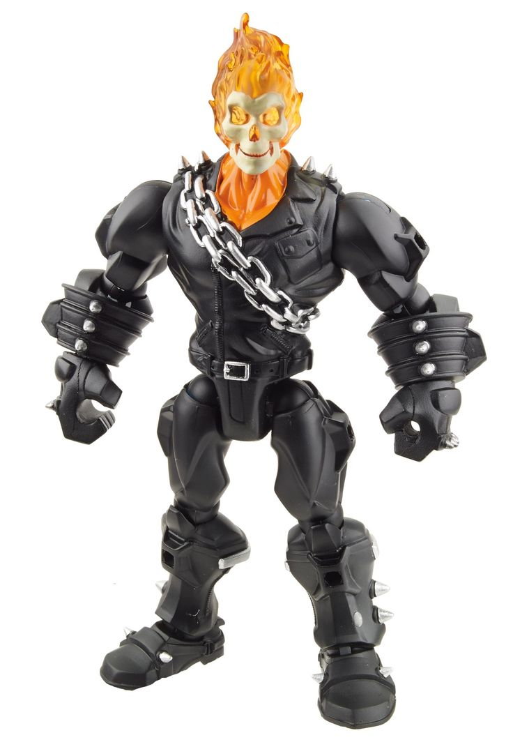 2014 Toy Fair Marvel Mashers Ghost Rider