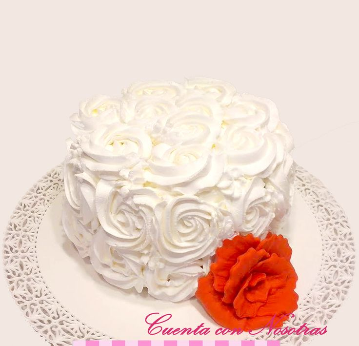 Torta de Crema Cream Cake