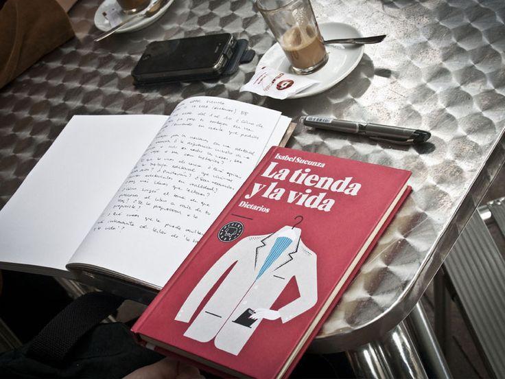 """Entrevista con Isabel Sucunza sobre """"La Tienda y la vida"""""""