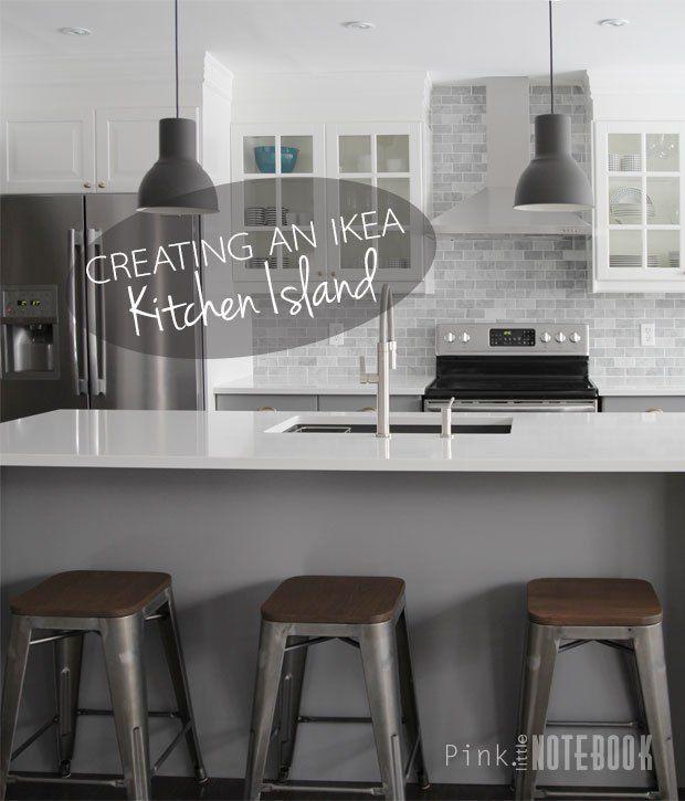 Ikea Kitchen Diy: Best 25+ Ikea Island Hack Ideas On Pinterest