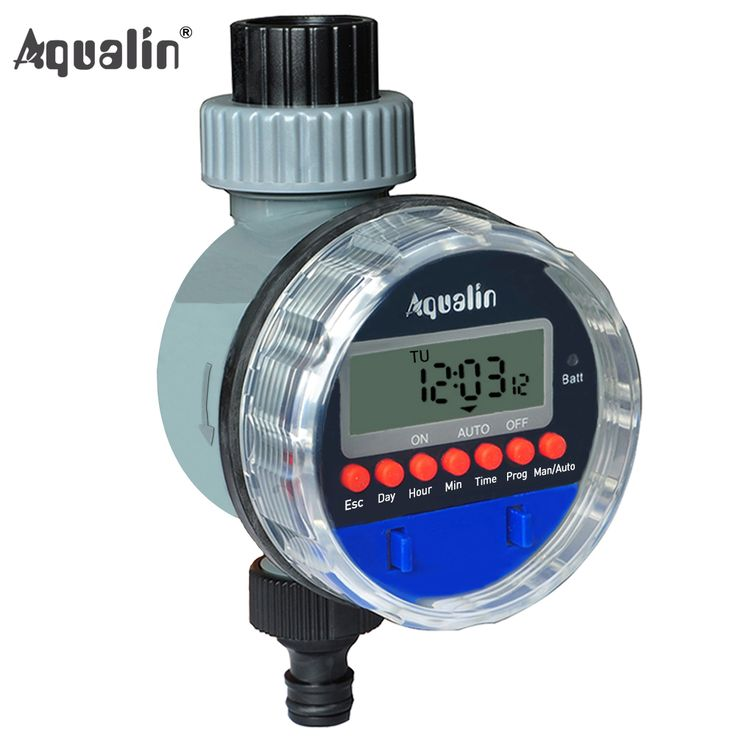 Compare Discount Automatic Electronic Ball Valve Water Timer Home Garden Irrigation Controller with  LCD Display #21026A #Automatic #Electronic #Ball #Valve #Water #Timer #Home #Garden #Irrigation #Controller #with #Display ##21026A