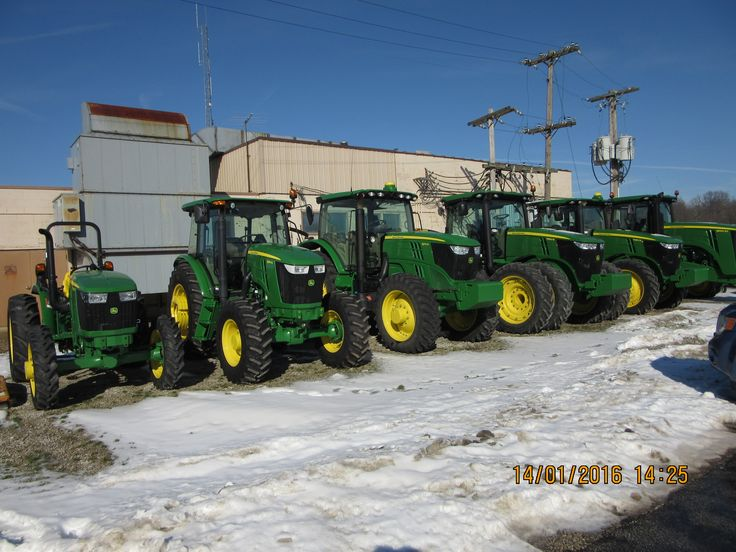 Front Duals For Tractors : Best ideas about john deere e on pinterest