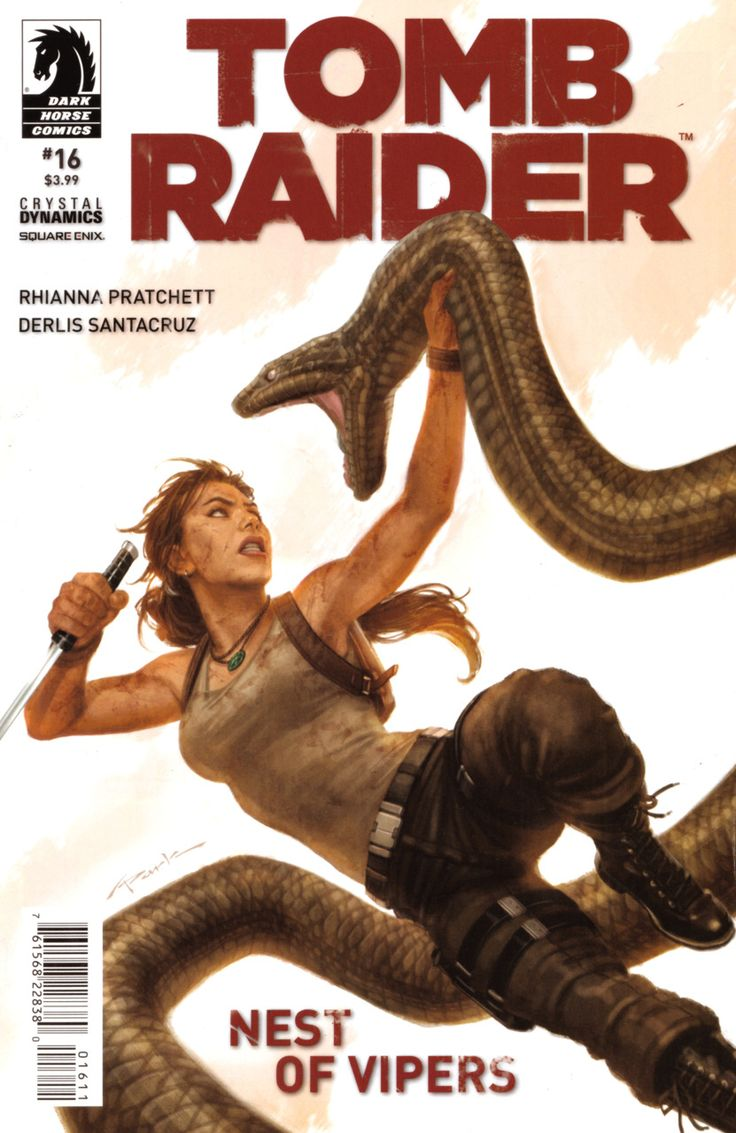 Tomb Raider #16 - Nest of Vipers (Issue)