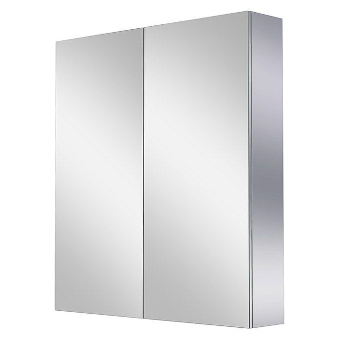 Camargue Espacio Spiegelschrank B X H 80 X 90 Cm Ohne Beleuchtung Spanplatte Spiegeleffekt Bauhaus In 2020 Spiegelschrank Spanplatte Spiegel