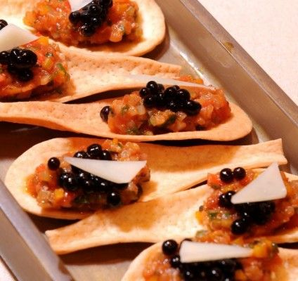 #tapas style food is a great idea for a #corporateevent.