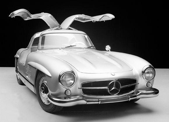 1954 300 SL Gullwing
