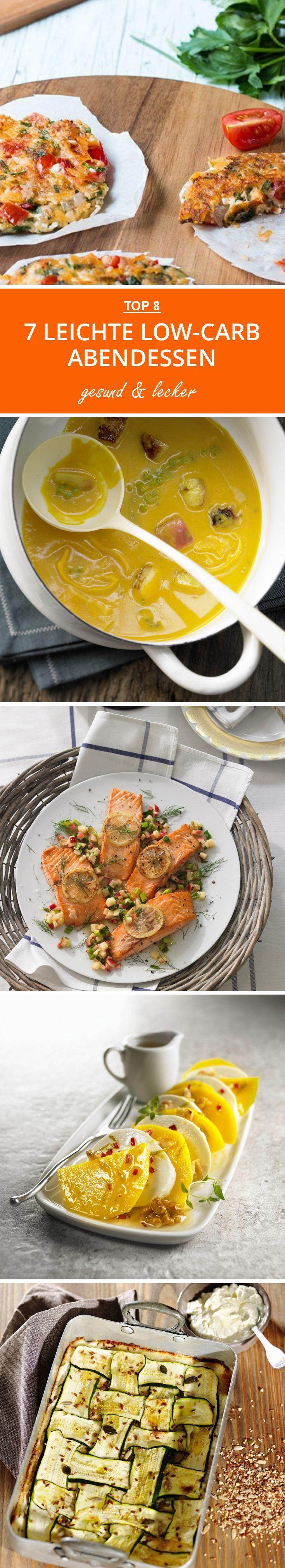 7 leichte Low-Carb Abendessen | eatsmarter.de