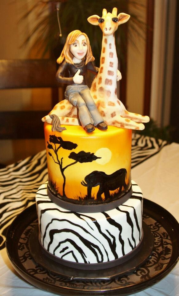 Missionary cake full view