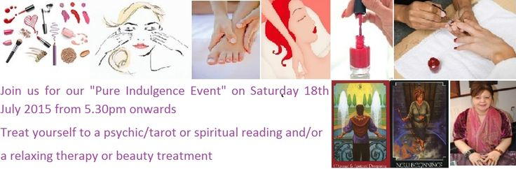 An Evening of Pure Indulgence Pampering with a diffierence