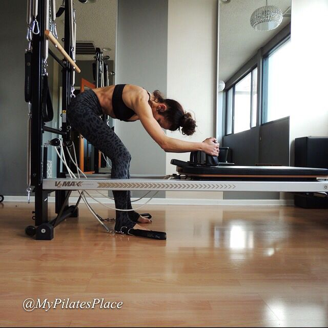 10 Moves On The Pilates Chair: 391 Best Reformer Pilates Images On Pinterest
