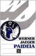 #Libro paideia de jaeger werner