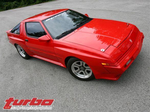 1987 Dodge Conquest Tsi Turbo Magazine Dodge Car Dodge Daytona