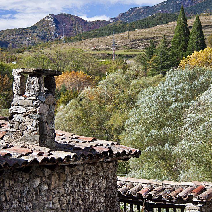 Paisaje catal�n (San Joan de las Abadesas) - Paisajes - photo-b.com