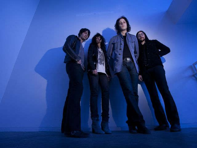 Jack White's band The Dead Weather returns via @USATODAY