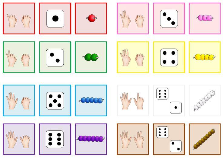Mathekartei für den Schulanfang Mathekartei - Schulanfang…