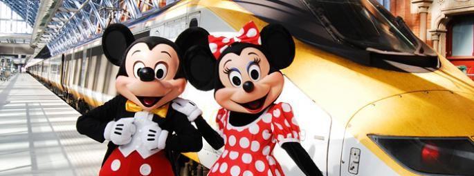 Disneyland Paris & Eurostar