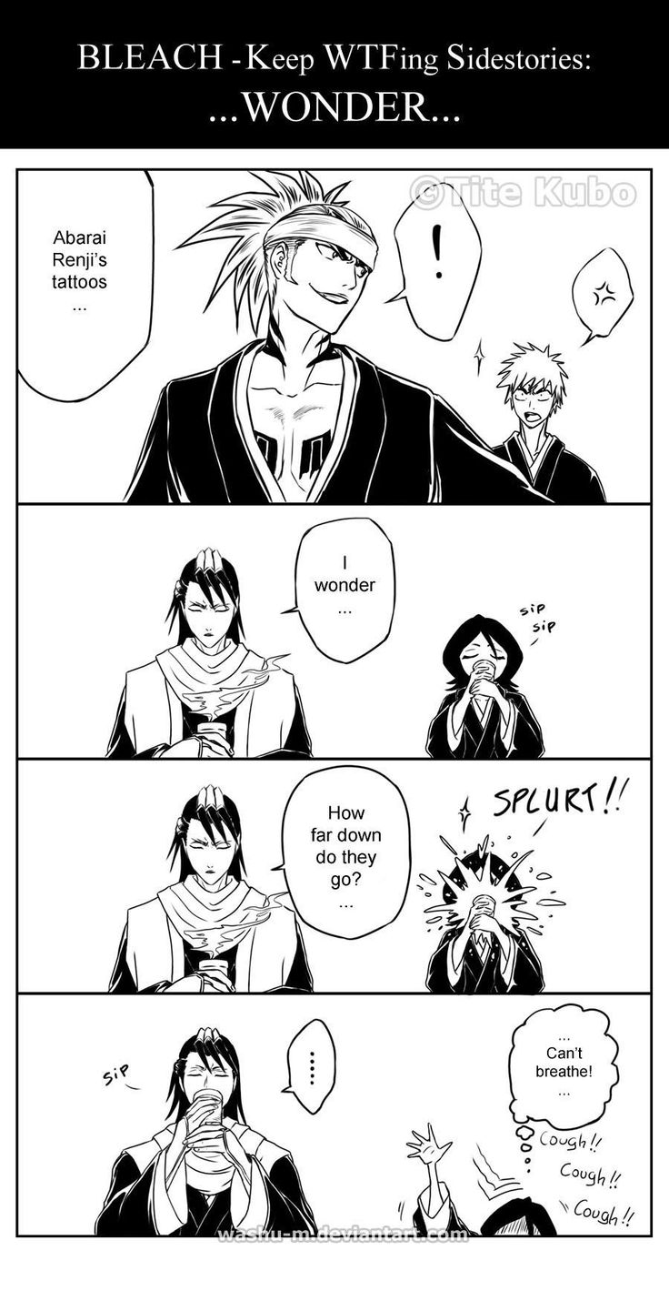BLEACH - WTF Sidestory 5 by Washu-M.deviantart.com on @deviantART