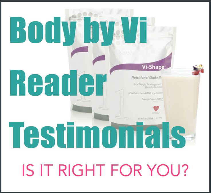 {user testimonials} The Side Effects of Cheap weight loss shakes and supplements (like Visalus' Body by Vi)