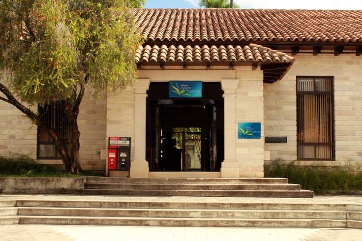 Somos la unidad de información especializada de la Escuela Agrícola Panamericana Zamorano. Actualmente se nos reconoce como una de las Bibliotecas en Ciencias Agrícolas más completas de  América Latina y Biblioteca depositaria de la FAO en Honduras.