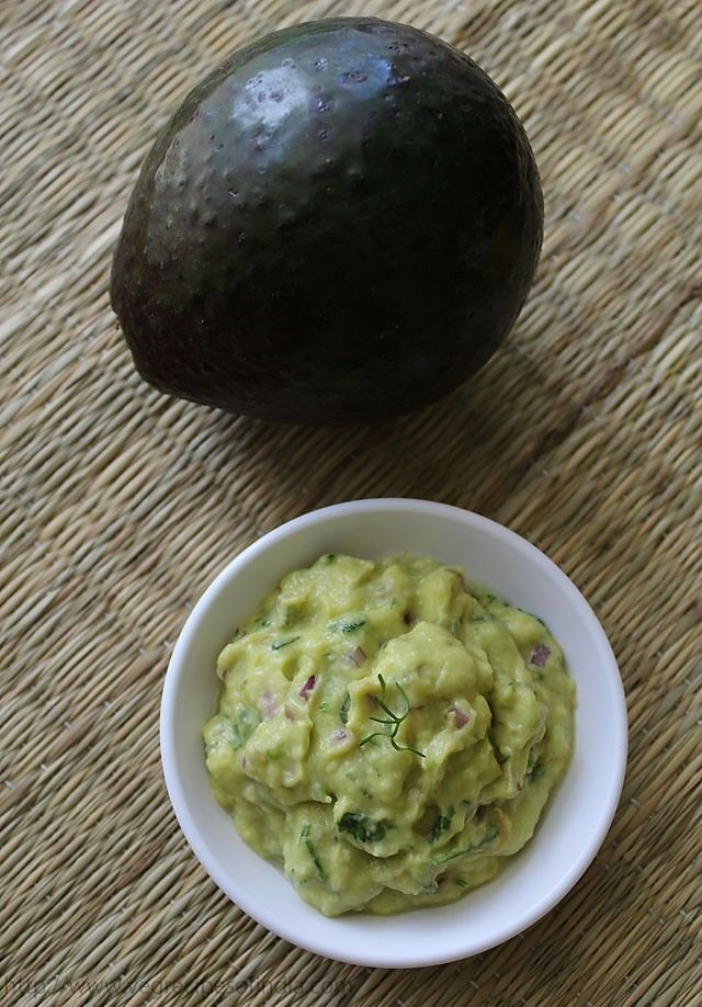 guacamole recipe with step by step photos. easy mexican guacamole recipe. just making this famous mexican dip takes 5 minutes. guacamole is a favorite at home.