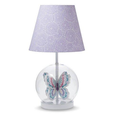 hardcover ninian smart butterfly lamp butterflies princess. Black Bedroom Furniture Sets. Home Design Ideas
