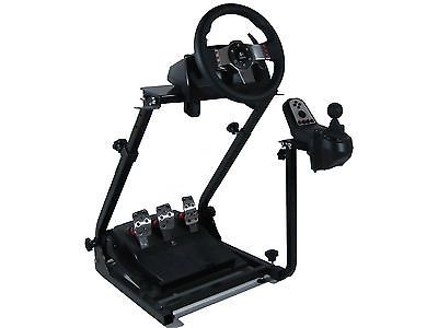 Gt Omega Steering Wheel Stand For Logitech G25 G27 T500rs Ps3 Xbox 360 Pc
