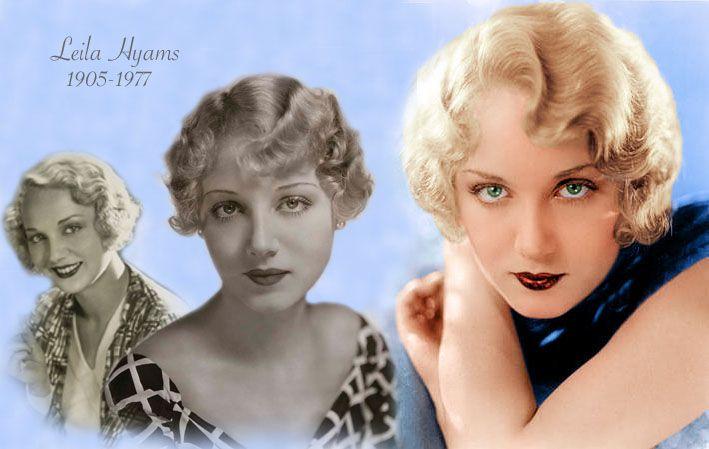 Leila Hyams (1905-1977)