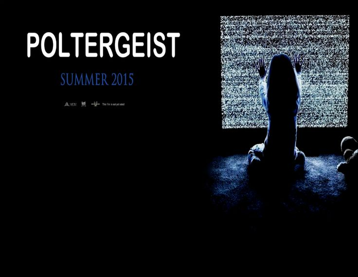 Video: Teaser For 'Poltergeist (2015)' [#TheyreBack & #TheyreComing]