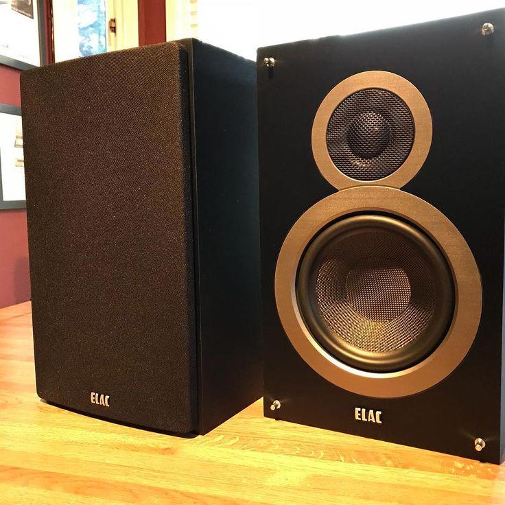 Elec B6 Speakers: $279/pair. Huge sound. #elac