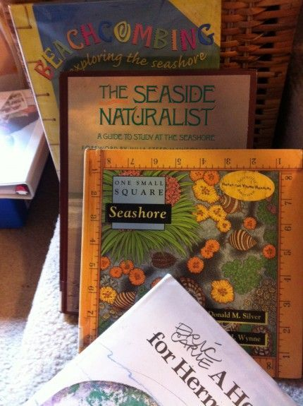 Marine Biology resources and books...from www.hodgepodge.me