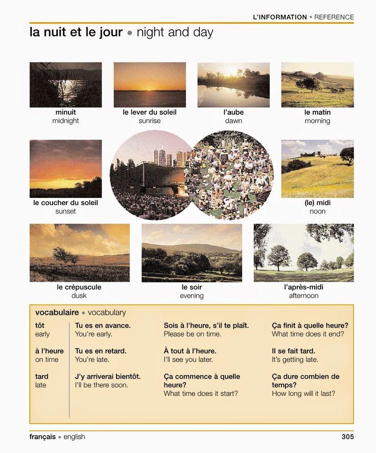 Le jour et la nuit http://frenchfornewbies.blogspot.com.es