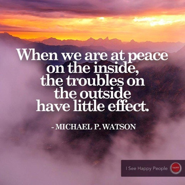 Inspirational Quotes About Peace: 145 Best Images About A Peaceful Life On Pinterest