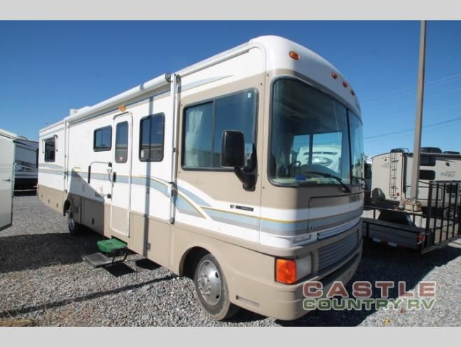 Used 1999 Fleetwood Rv Bounder 34j Motor Home Class A At Castle Country Rv Logan Ut A30975 Fleetwood Rv Motorhome Rv