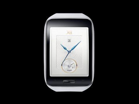 Samsung Gear S Strap – Retail Packaging – White