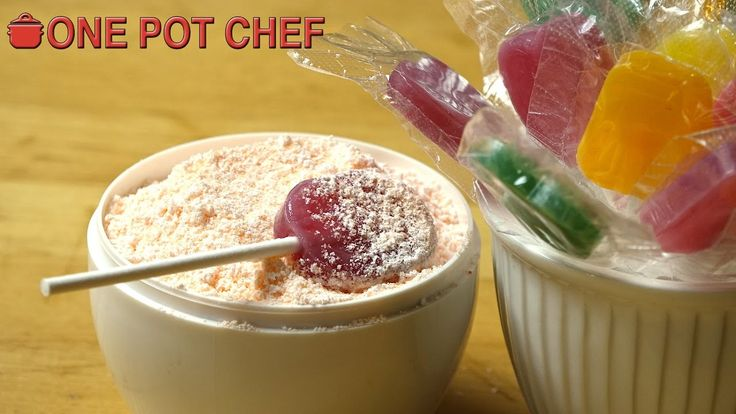 Old Fashioned Sherbet | One Pot Chef - YouTube