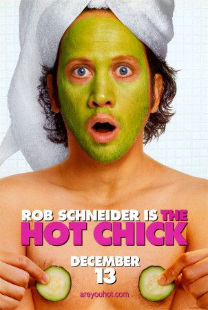"""People, before we had """"Mean Girls"""", we had """"The Hot Chick"""", which is still 10x funnier."""