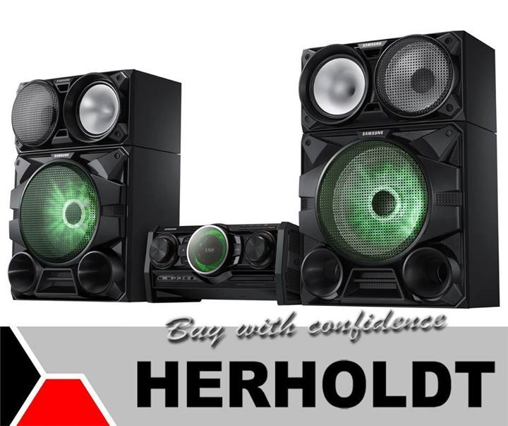 Visit Herholdts this summer and by purchasing this Samsung Giga Sound System you automatically enter the draw to win a 2014 brand new Chevrolet Spark! #lifestyle #homeimprovement #technology