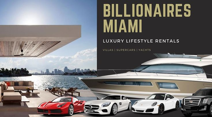Discover the best Miami Beach Vacation rentals. Billionaires Miami offers the perfect alternative to hotels. Book your stay at one of our beach house rental in Miami.